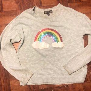 Sequenced rainbow sweater‼️‼️